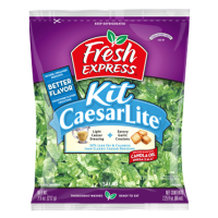 Salad - Fresh Express Caesar Lite Kit - 7.5 OZ