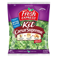Salad - Fresh Express Caesar Supreme Kit - 8 OZ