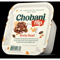 Chobani Greek Flip Low-Fat Yogurt Rocky Road 5.3oz