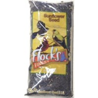 Flock's Finest Sunflower Bird Seed - 5LB