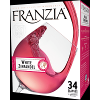 Wine - White Zinfandel - Franzia - 5 liters (Must be 21 to accept delivery.)