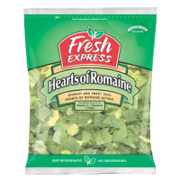 Salad - Fresh Express Hearts of Romaine - 9 OZ