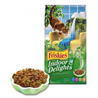 Friskies Indoor Delights Cat Food 16 LB