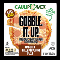 Caulipower Cauliflower Pizza Turkey Pepperoni - 12 OZ
