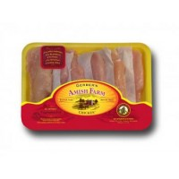 Gerber's Amish Farm Boneless Skinless Chicken Breast Cutlets - aprx 1.1 LB