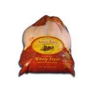 Gerber's Amish Farm Whole Fryer Chicken - 4 to 4.5 Lb