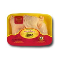 Gerber's Amish Farm Chicken Thighs with bone - Aprx 1.25-1.5 LB