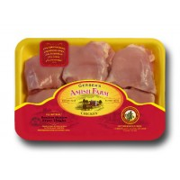 Gerber's Amish Farm Boneless Skinless Chicken Thighs - Aprx 1.25-1.5 LB