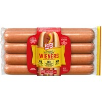 Oscar Mayer Uncured Bun-Length Wieners - 8ct