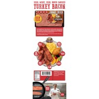 Godshall's Turkey Bacon 12oz