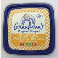 Grandma's Mustard Potato Salad - 16oz