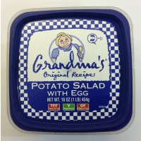 Grandma's Potato Salad With Egg - 16oz