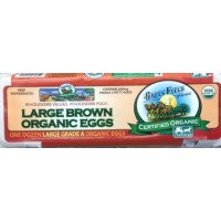 Fresh Eggs - Green Field Farms OH Organic Lg Brown DOZ