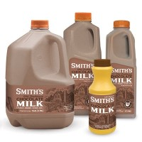 Fresh Milk Smith's Chocolate - .5 GL