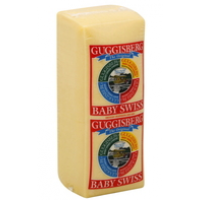 Guggisberg Baby Swiss - Deli Sliced 8oz