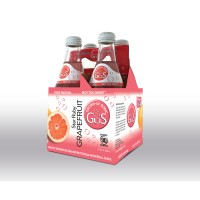 Grown Up Soda Star Ruby Grapefruit - 4ct / 12oz