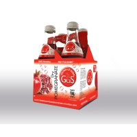 Grown Up Soda Dry Pomegranate - 4ct / 12oz