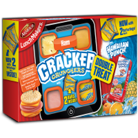 Armour LunchMakers Cracker Crunchers - Ham