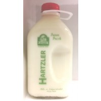 Fresh Milk Hartzler 2% - .5 GL