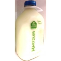Fresh Milk Hartzler Fat Free - .5 GL