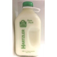 Fresh Milk Hartzler Whole - .5 GL