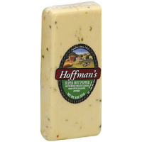 Hoffman's Super Hot Pepper Cheese - Deli Sliced Thin (8oz)