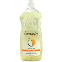 Homesolv Citradish Natural Liquid Dish Soap - Valencia Orange 25 OZ