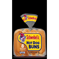 Schwebel's Hot Dog Buns 12oz (8 buns)