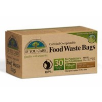 If You Care Compostable Food Waste Bags - 30 CT / 3 GAL