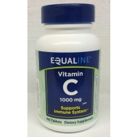 Equaline Vitamin C 1000mg - 100 CT