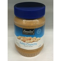 Essential Everyday Extra Crunchy Peanut Butter 18 OZ