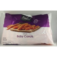 Essential Everyday Frozen Whole Baby Carrots - 16.0 OZ