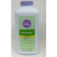 Baby Basics Baby Powder - Pure Cornstarch 15.0 OZ