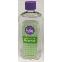 Baby Basics Baby Oil 20 OZ