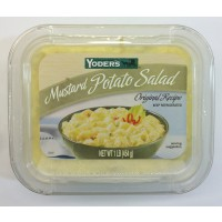 Yoder's Mustard Potato Salad - 16oz