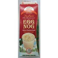 C.F. Burger Egg Nog - 1QT