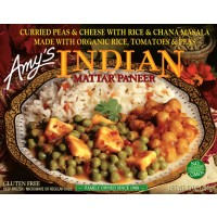 Amy's Indian Mattar Paneer - 10 OZ