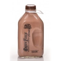Fresh Milk - Green Field Farms - Organic Chocolate - .5 GL