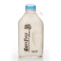 Fresh Milk - Green Field Farms - Organic Skim - .5 GL