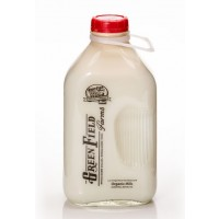 Fresh Milk - Green Field Farms - Organic Whole - .5 GL