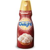 International Delight Gourmet Coffee Creamer Cold Stone Creamery Sweet Cream - 16.0 FL OZ