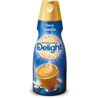 International Delight Coffee Creamer  French Vanilla - 32.0 FL OZ