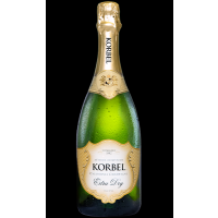 Wine - Sparkling - Korbel - Extra Dry (Champagne) - 750 ml