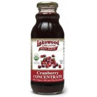 Lakewood Organic Cranberry Concentrate - 12.5 FL OZ