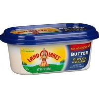 Land O'Lakes Spread Butter with Olive Oil and Sea Salt 7 OZ
