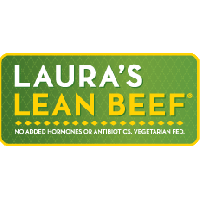 Beef - Laura's Organic Grass Fed Ground Beef - 85% Lean - 1Lb