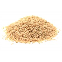 Organic Long Grain Brown Rice - Bulk - apprx .5 Lb
