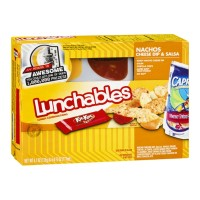 Oscar Mayer Lunchables - Nachos Cheese Dip and Salsa - 4.7 OZ