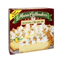 Marie Callender's Banana Cream Pie 38 OZ