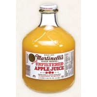 Martinelli's Unfiltered Apple Juice 50.7 FL OZ